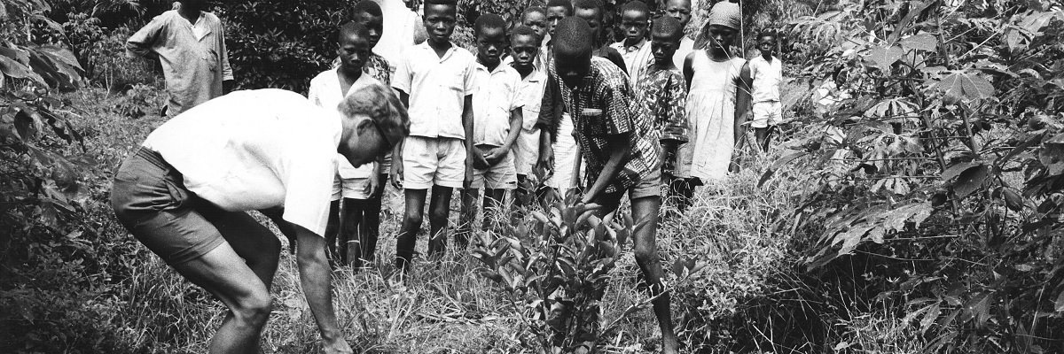 Declassified letters show CIA's indignation over ex-employee Peace Corps ban