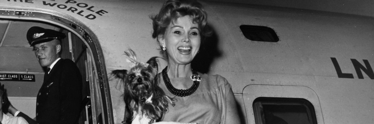 FBI releases first batch of Zsa Zsa Gabor's file