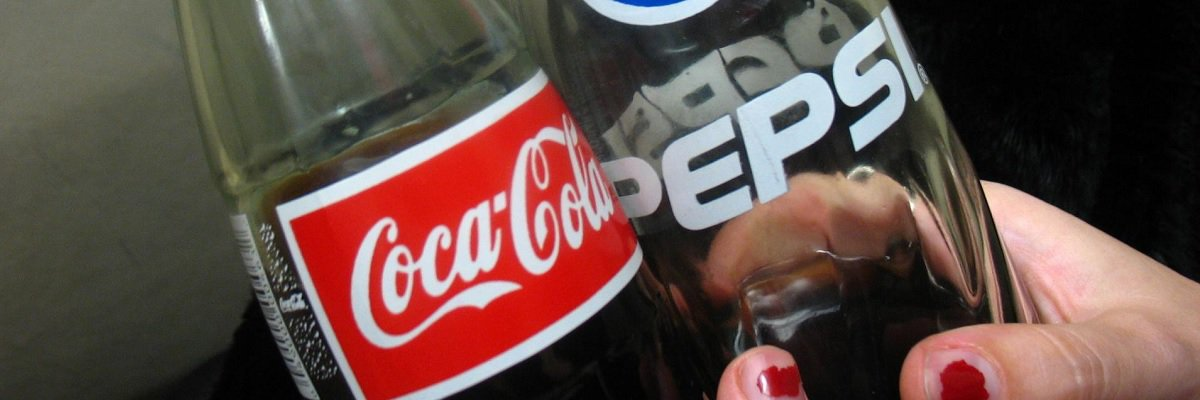 The biggest college rivalry in America: Coke versus Pepsi