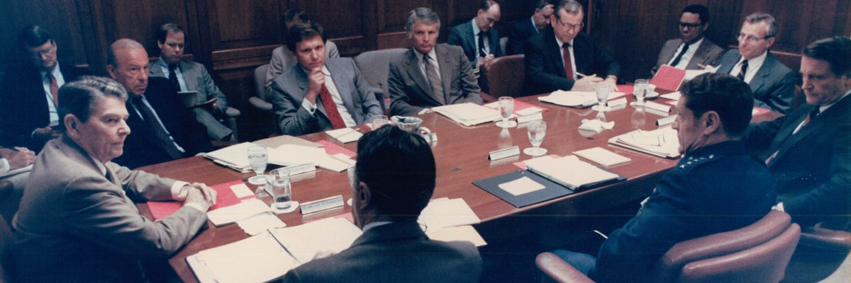 The CIA's plan under Reagan: more covert action, more excessive secrecy