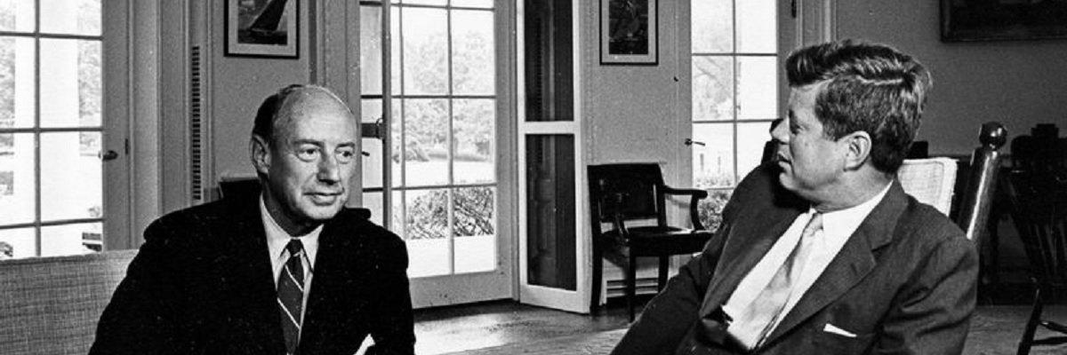 "CIA file confirms the White House's role in ""The Adlai Stevenson Affair"""