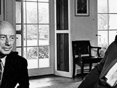 "CIA file confirms the White House's role in ""The Adlai Stevenson Affair"""