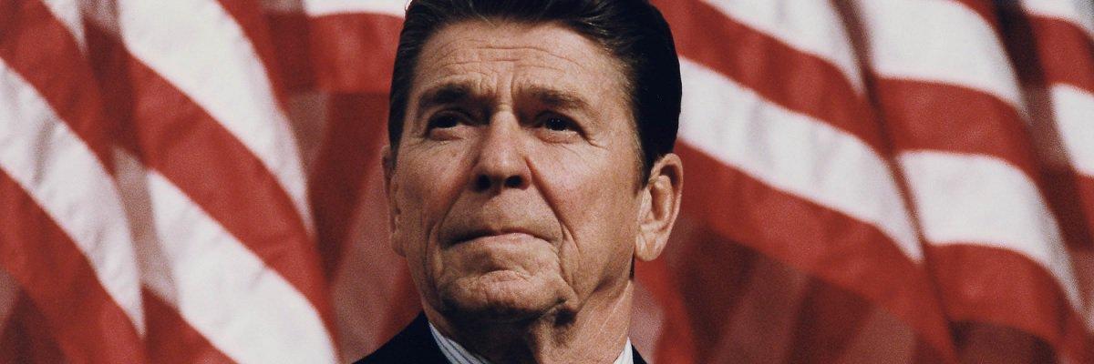 Help explore Ronald Reagan's 30,000-page FBI file