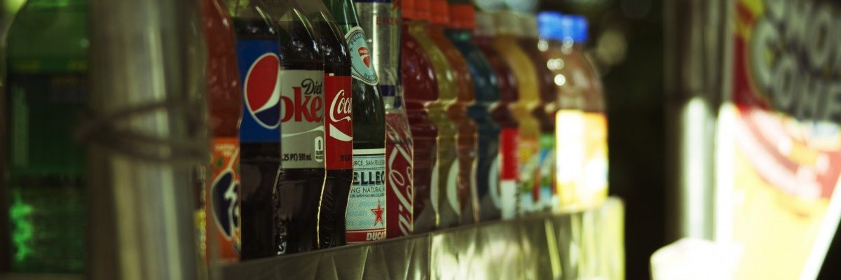 Who serves the soda at your school?
