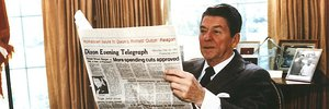What you've found in Ronald Reagan's FBI file so far