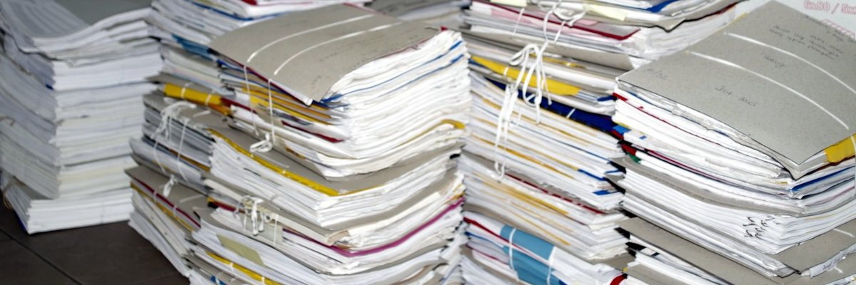 "Five ""grey areas"" in state public records law"