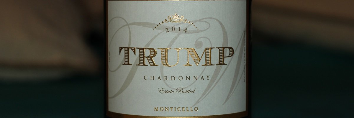 Virginia's Trump Winery inspections are a $38 empty glass