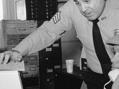 Access to police records is an issue all across the country