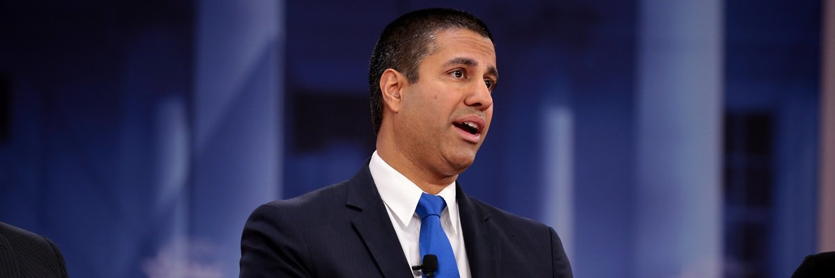 """The FCC backs down, releases emails related to Ajit Pai's """"Harlem Shake"""" video"""