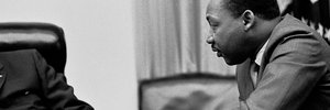 The Reverend and the Director: FBI files capture the one and only face-to-face meeting between J. Edgar Hoover and Martin Luther King, Jr.