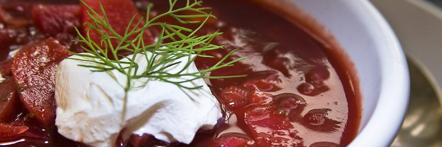 Cooking with FOIA: The Soviet Army's 1948 borscht recipe
