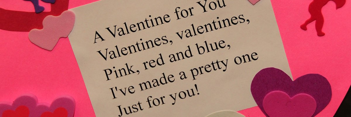 Yes, the CIA had a classified Valentine's Day poem