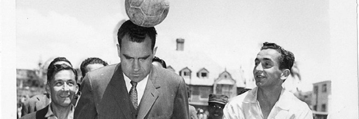 "CIA archives capture Richard Nixon's failed 1958 ""goodwill"" trip to Latin America"