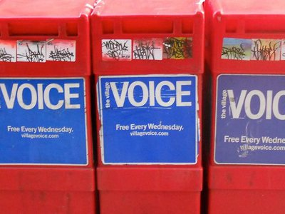 Documents shed light on FBI's investigation of The Village Voice and RCFP
