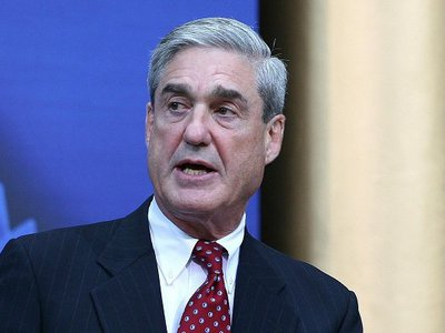 Help give a first read through the Mueller Report