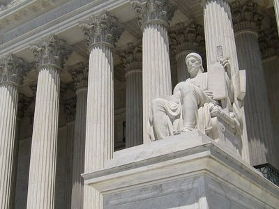 "Supreme Court hears oral arguments in case over what government data businesses can claim as ""confidential"""