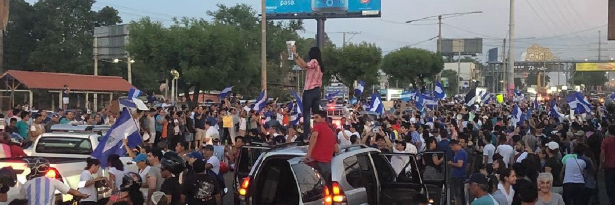 One year after massive protests, Nicaraguan government remains ensconced in power