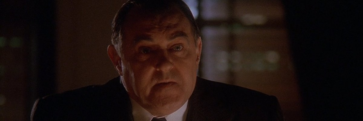 """J. Edgar Hoover's lieutenant was not impressed with the FBI Director's """"X-Files"""" cameo"""