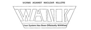 Recently released records show how NASA investigated the 1989 WANK worm infection