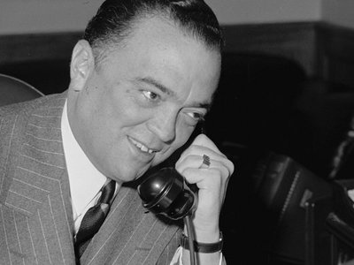 Spice up your office Slack with J. Edgar Hoover's handwritten notes
