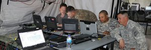Army names Silicon Valley's data mining company Palantir to lead battlefield intelligence