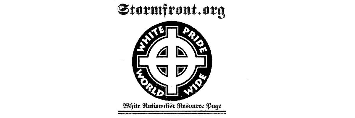 FBI claims to have lost most of its files on Stormfront