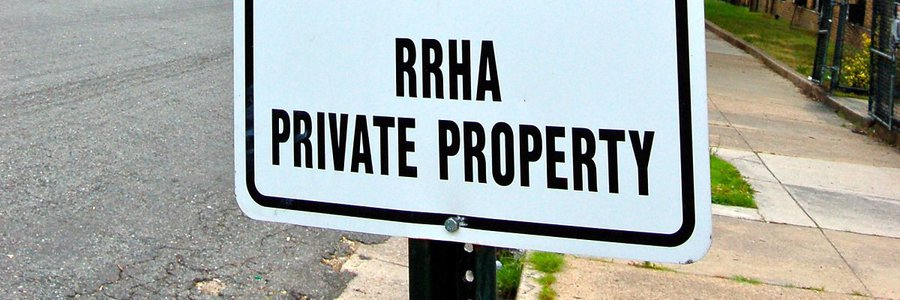 Richmond, Virginia is awfully private about public housing
