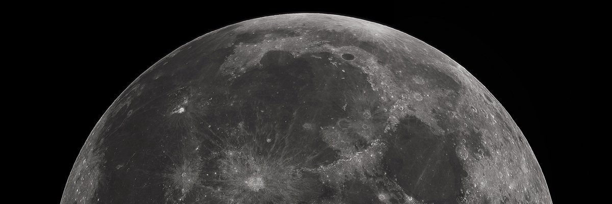The moon is a sensitive topic at the CIA