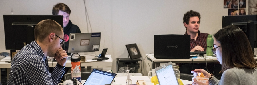 We're hiring: Come use transparency, journalism and technology to strengthen our democracy