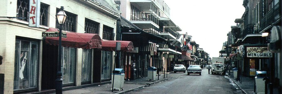 The former FBI agent's guide to living it up in New Orleans