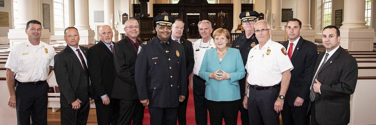 I paid $125 for this photo of Angela Merkel