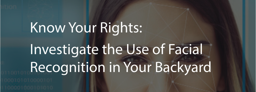 Is your local government using facial recognition? Use our guide to file your own FOI request and find out.