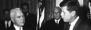 Dive into John F.  Kennedy's daily CIA updates
