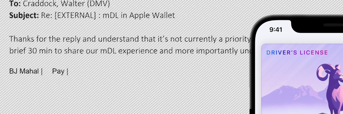Apple wants your new driver's license to be an iPhone, but FOIA requests showed states weren't along for the ride