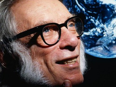 "Was Isaac Asimov secretly ""ROBPROF,"" a Soviet spy within the highest ranks of academia?"