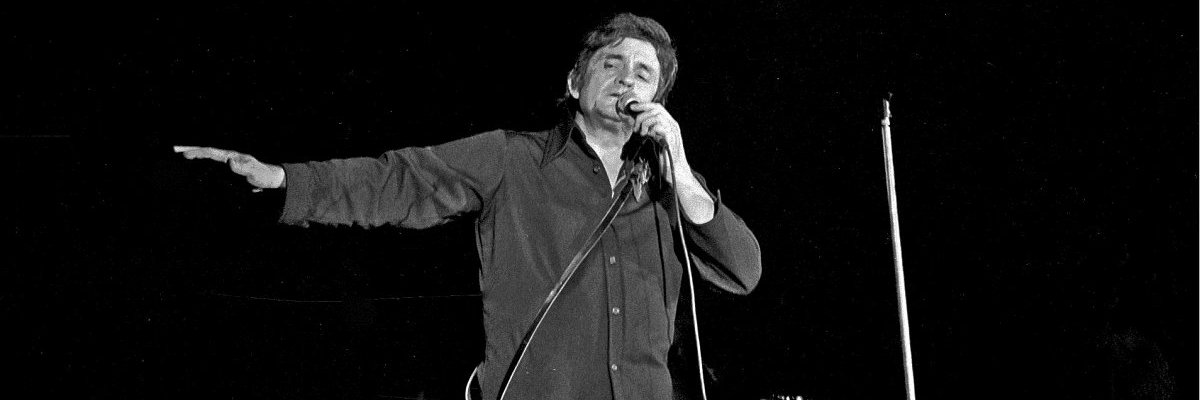 Johnny Cash once burnt down a national forest, and other stories from his FBI file