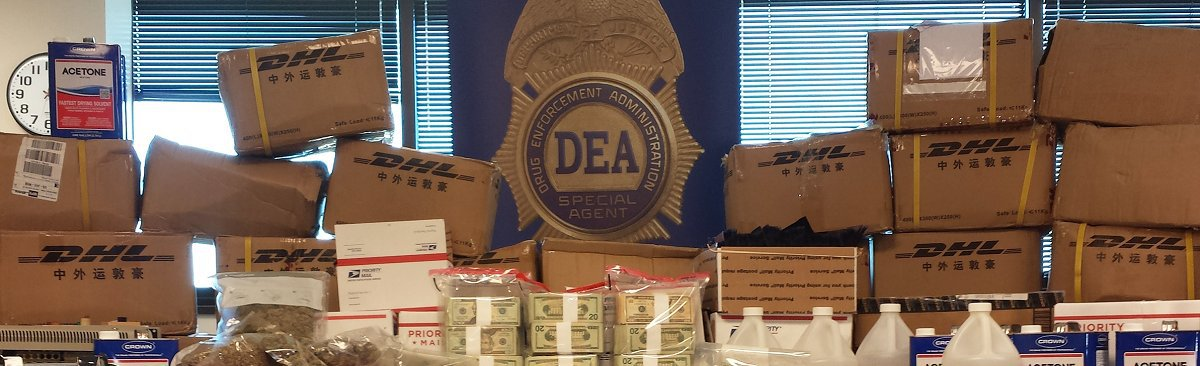 You spent more time reading this title than the DEA spent vetting its confidential informants