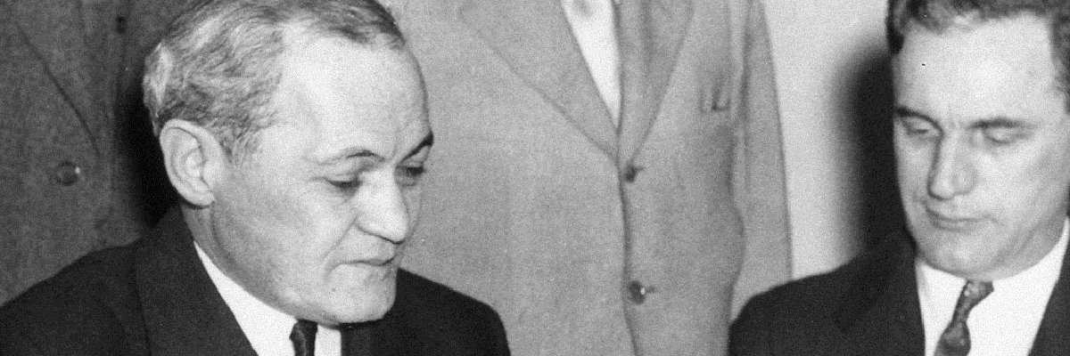 J. Edgar Hoover's pen pal, the Soviet spy