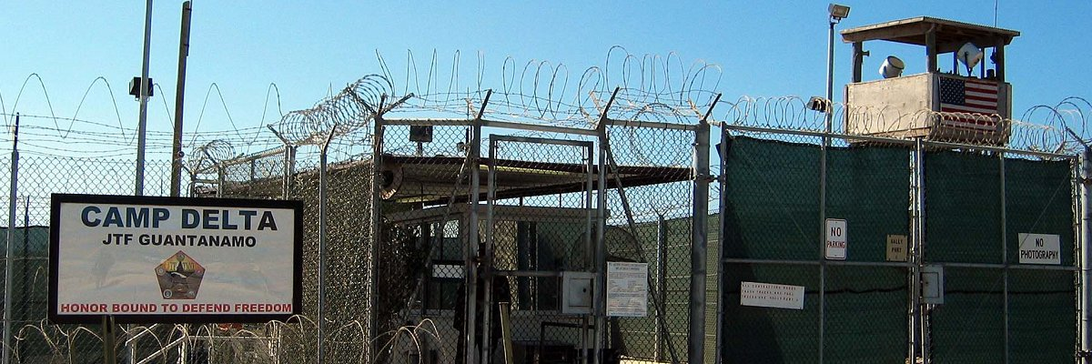 Britney Spears, lap dances, fatalism - a look inside Gitmo's bizarre world