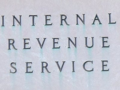 """IRS """"releases"""" CD of encrypted, completely redacted documents"""