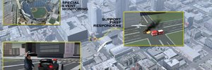 """Homeland Security tests its drones in """"Liberty City"""""""