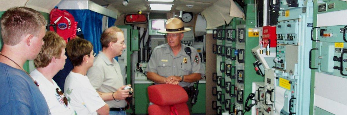 Tour de Force: The Minuteman Missile Historic Site Ranger guide
