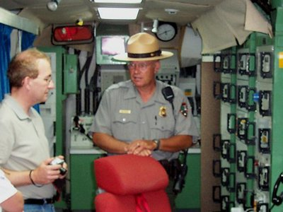 Tour de Force: The Minuteman Missile Historic Site Ranger guide