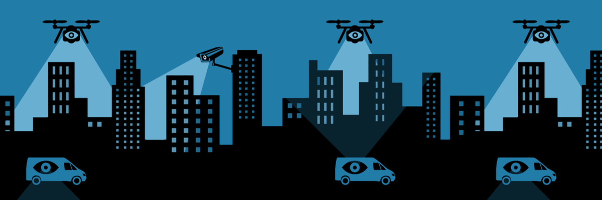 Street Level Surveillance: Help find who uses mobile biometric technology