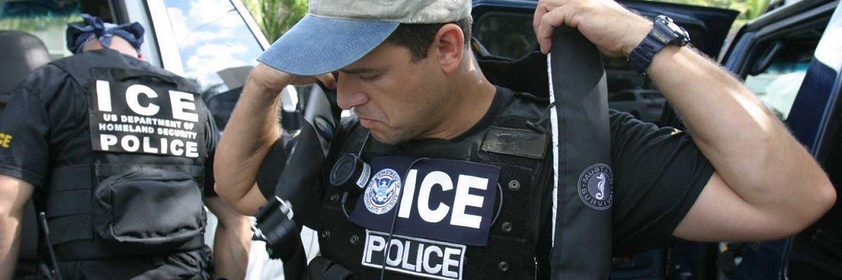 "ICE deems drone program ""isn't news"""