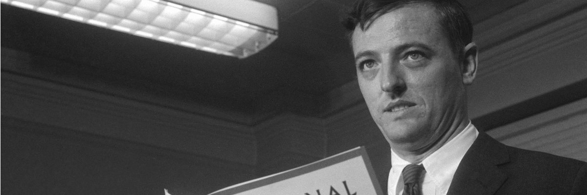 J. Edgar Hoover's inability to understand irony ended his decades-long friendship with William F. Buckley