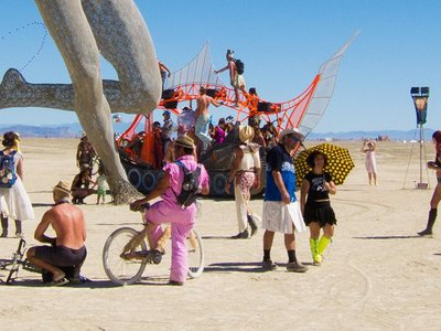 Undercover Burners: The FBI's surveillance of Burning Man