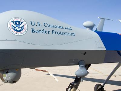 "Homeland Security admits border drone goals were ""unattainable"""