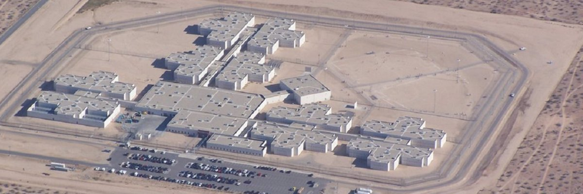 """If we build it, they will come."" The private prison industry in California Part 2"