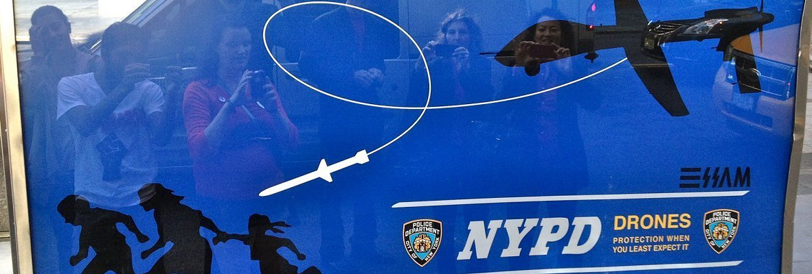 Our two and a half year battle with the NYPD over drones
